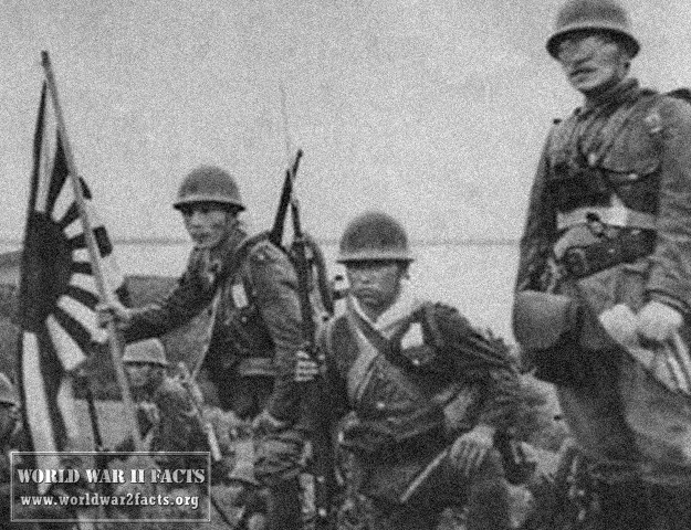 a overview of japanese actions in world war two Causes of world war ii [] france, great britain, and the us had attained their wartime objectives in 1919 they had reduced germany to a military cipher and had reorganized europe and the world as they saw fit.