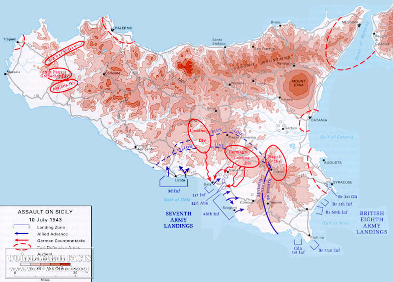 Battle of Sicily