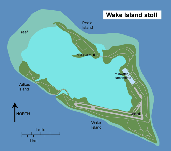 Battle of Wake Island Facts