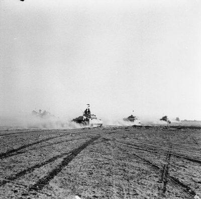 El_Alamein_1942_-_British_tanks