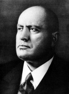 Benito Mussolini Facts