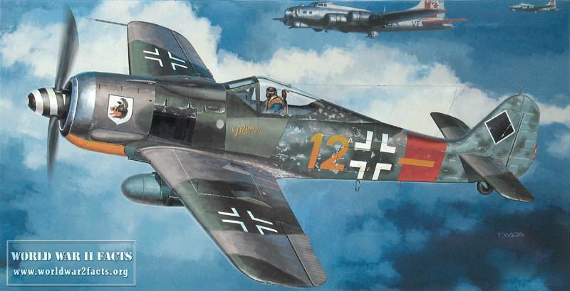 Focke-Wulf Fw 190 Würger