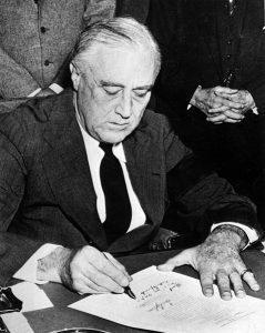 United States Declaration of War upon Japan