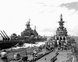 USS Missouri Battleship Facts (BB-63)