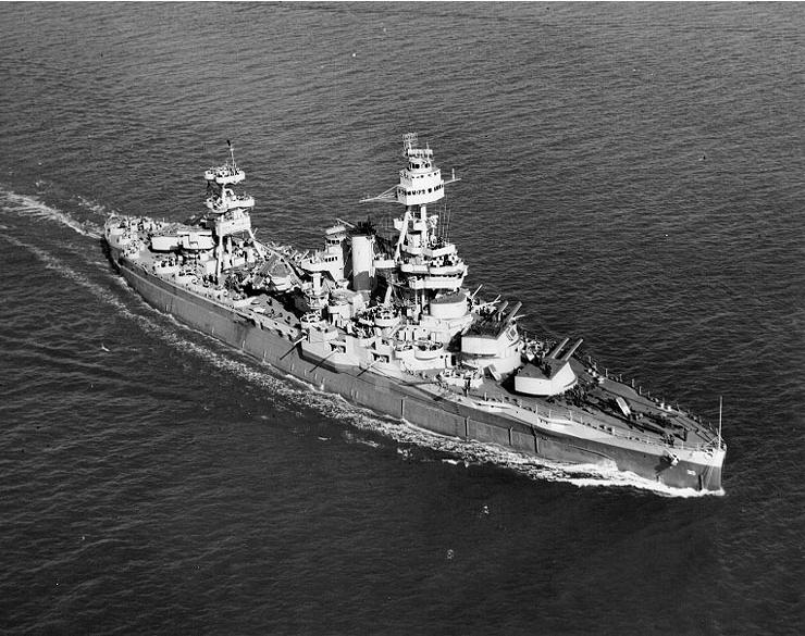 Battleship Texas Bb 35 Facts World War 2 Facts