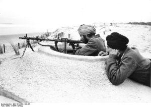 India in World War 2