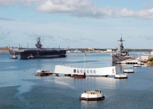 USS Arizona Casualty List