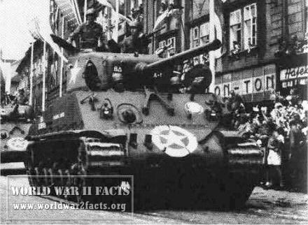 M4 Sherman Tank Facts | World War 2 Facts