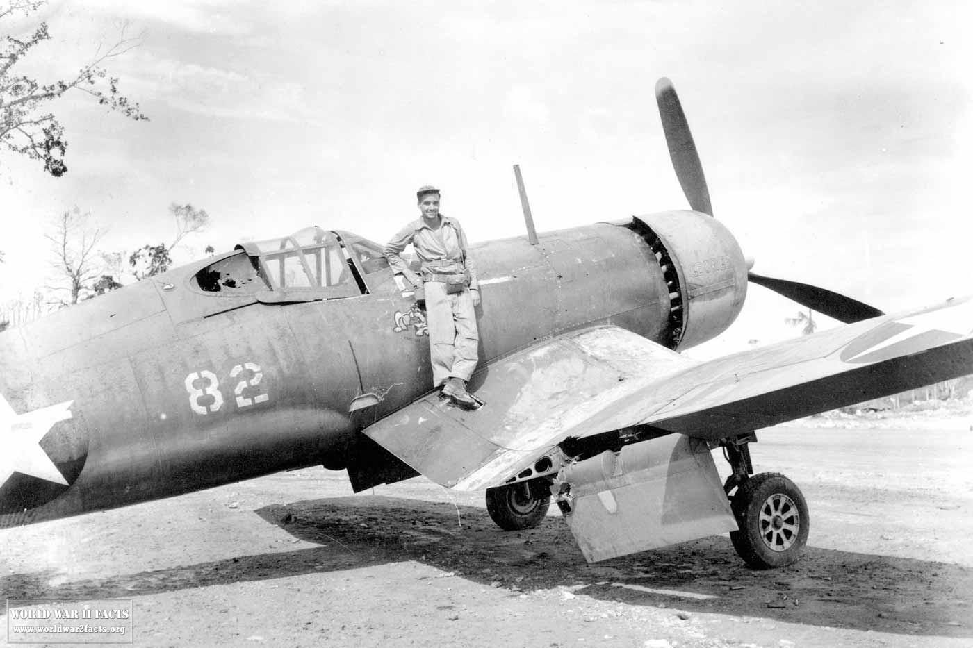 F4U Corsair Facts | World War 2 Facts