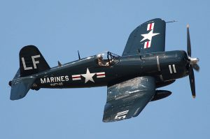 F4U Corsair Facts