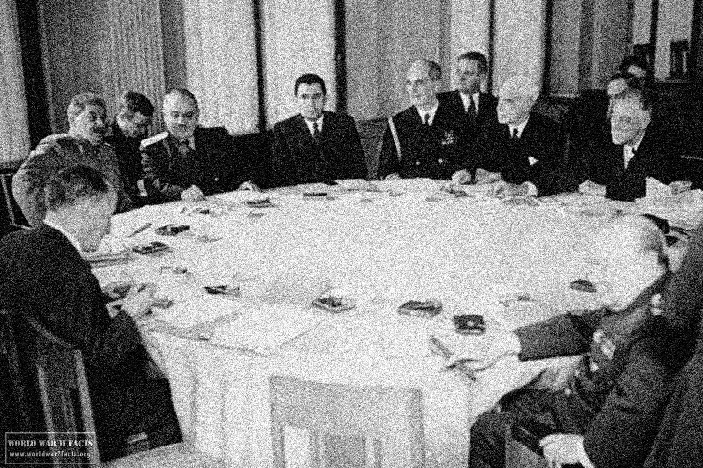 Yalta Conference World War 2 Facts