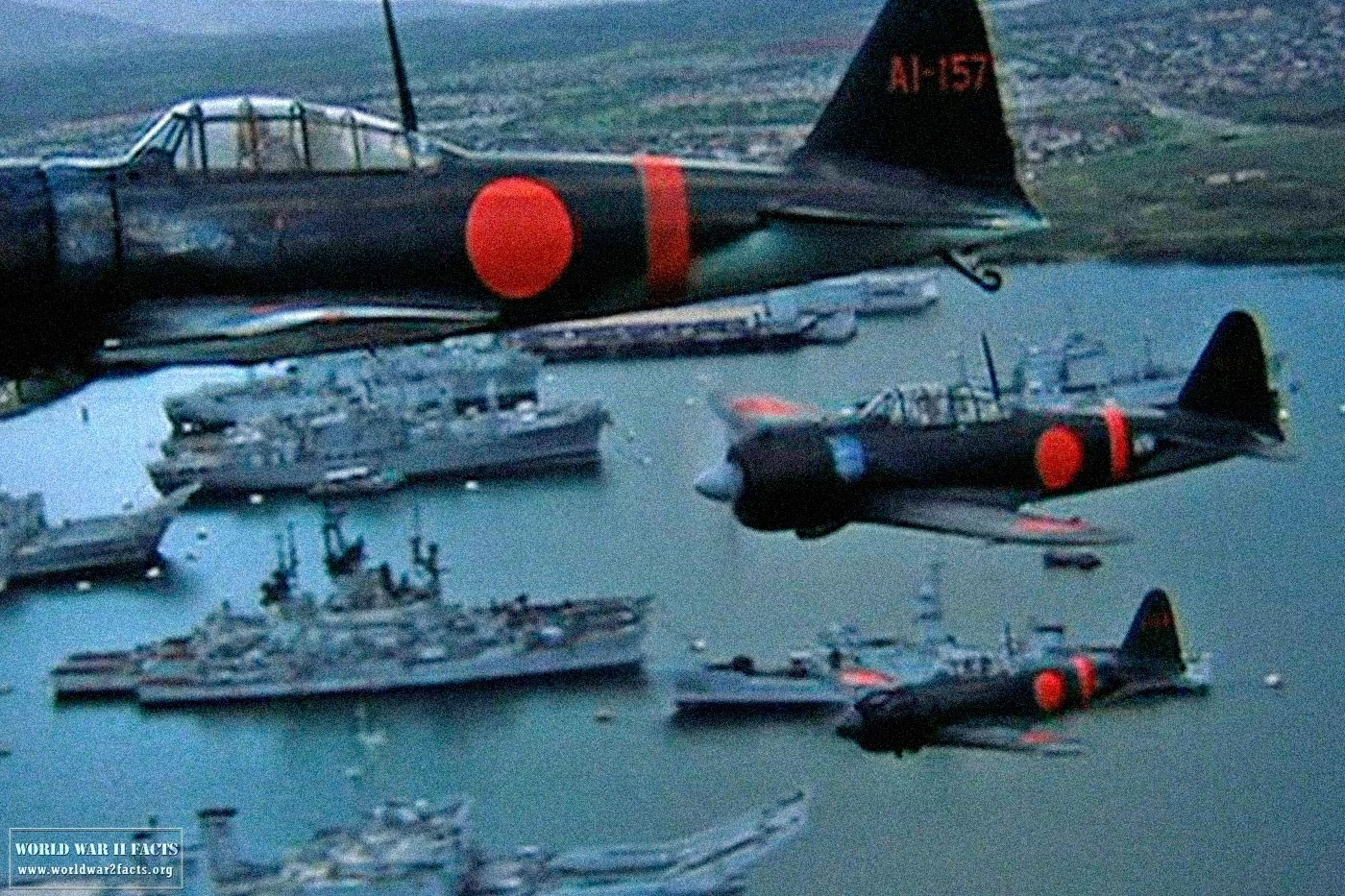 Pearl Harbour memo shows US warned of Japanese attack