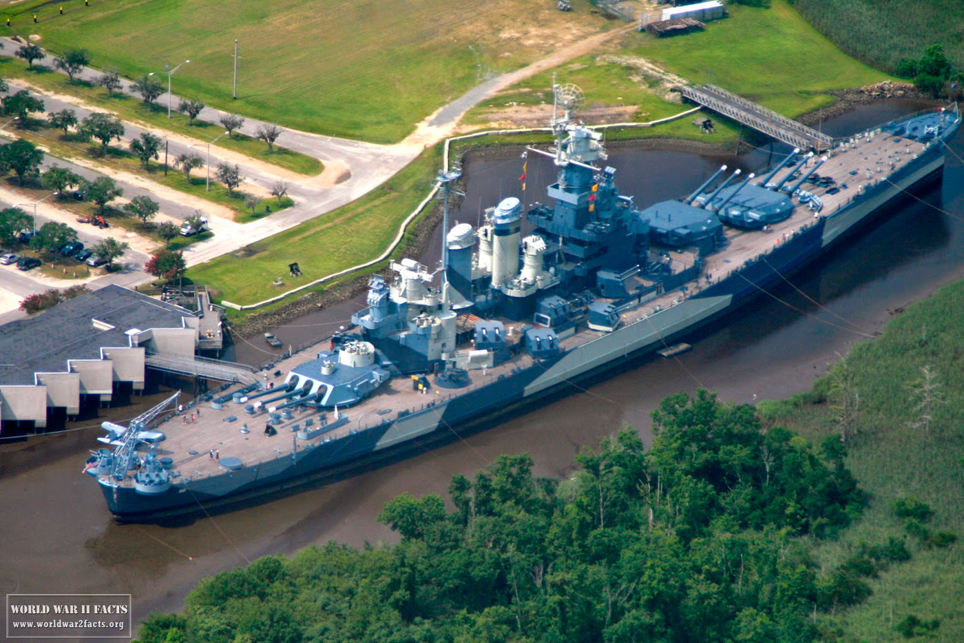 USS North Carolina (BB-55) | World War 2 Facts