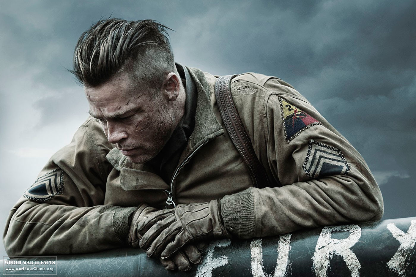 war movies brad pitt ww2 facts category fury worldwar2facts
