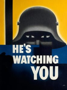 Poster Art from WW2