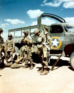 Fighting Men: The 82nd Airborne