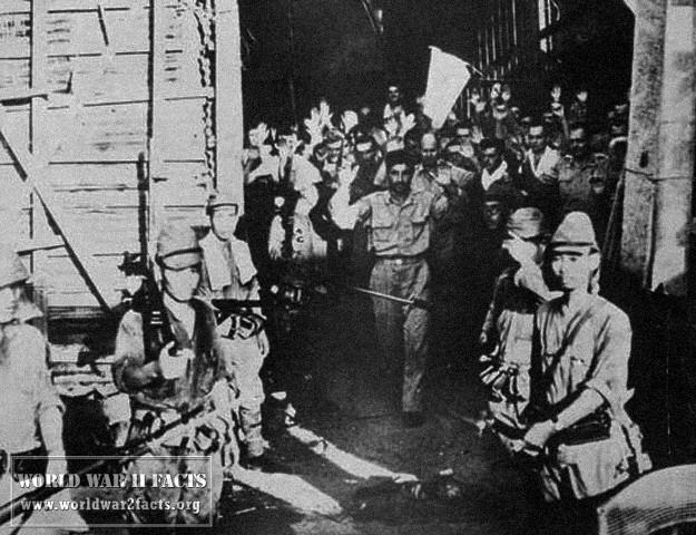 Battle Of Corregidor