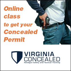 Protect yourself with Virginia Concealed training. Get certified now!