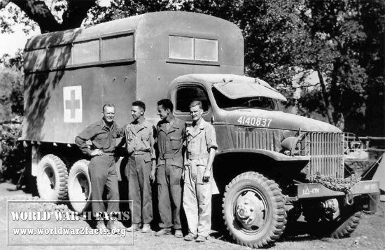The Deuce and a Half, The Backbone of Allied Armies