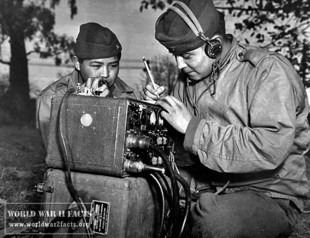 navajo code talkers of world war History during world war ii in 1942, the marine corps found a new way to keep their communications secure with the navajo code talkers.