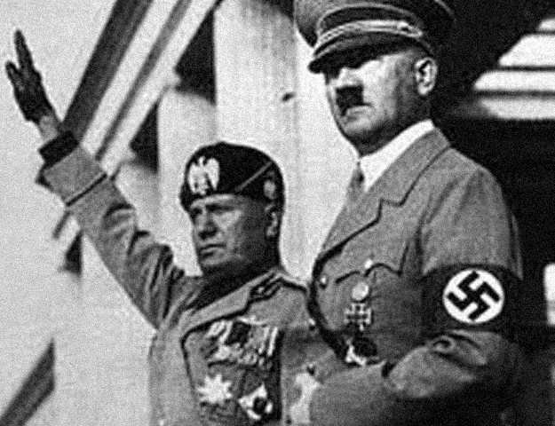 Formation Of The Rome Berlin Axis World War 2 Facts