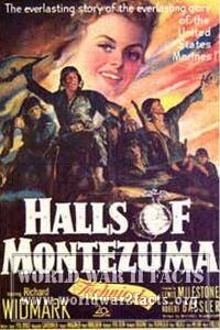 Halls of Montezuma (1950)