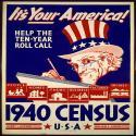 1940 US Census 1940 US Census Poster  1940 US Census