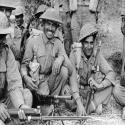 India in World War 2 INDIAN TROOPS IN BURMA 1944  India in World War 2