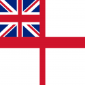 World War 2 Flags Naval Ensign of the United Kingdom  World War 2 Flags